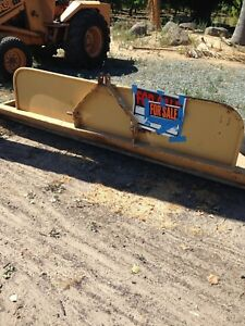Farm Leveling Float Tractor Implement