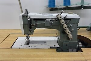 Kansai Special W8103d Coverstitch Industrial Sewing Machine