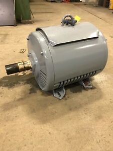100 Hp 1775 Rpm Lincoln 404t Odp Electric Motor