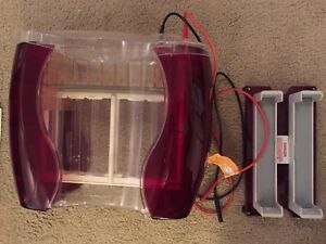 Amersham Biosciences Standard Vertical Electrophoresis Unit Se 600 Ruby Used