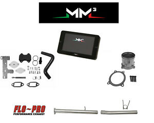 Mm3 Tuner Custom Tunes 2013 18 Dodge Ram For Cummins Dpf Egr Def Delete Kit Tvd