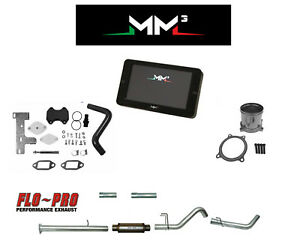 Mm3 Tuner Custom Tunes 2013 18 Dodge Ram For Cummins Dpf Egr Def Delete Kit 4
