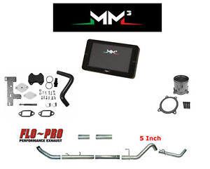 Mm3 Tuner Custom Tunes 2013 18 Dodge Ram For Cummins Dpf Egr Def Delete Kit 5