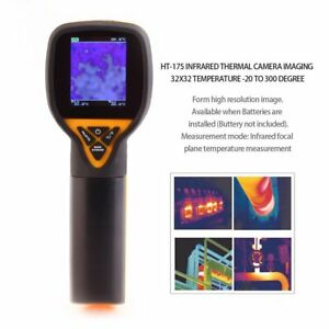 Ht 175 Infrared Thermal Camera Imaging 32x32 Temperature 20 To 300 Degree 1024p