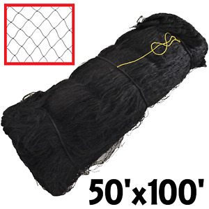 Rite Farm Product 50x100 Poultry Bird Aviary Netting Game Pen Net Garden Chicken