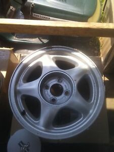 1993 Ford Mustang Gt Oem Pony Wheels