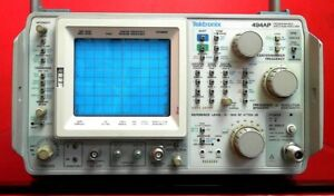 Tektronix 494ap Programmable Spectrum Analyzer 10khz To 325ghz B010339