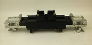 Ge Amc4se Circuit Breaker Module Model 1 300a 600v 4p Used Good Condition
