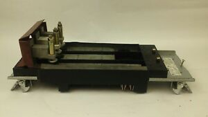 Ge Amc3km Spectra Series Circuit Breaker Module 3p 1200a 600v Used