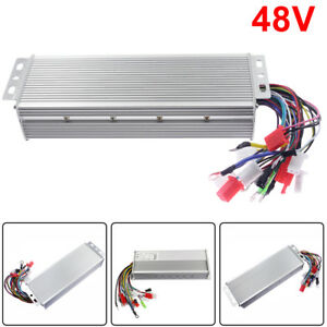 48v 1500w Electric Bicycle Scooter Brushless Dc Motor Speed Controller Us Seller