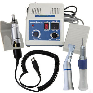 Dental Marathon Electric Micromotor N3 Nsk Type Contra Angle Straight Handpiece