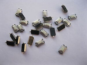 4000 Pcs 3x6x2 5mm Momentary Tact Smd Smt Pushbutton Micro Switch 2 Pin New