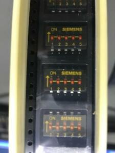 Tyco siemens 5 1393545 0 V23756a3022a105 800 Pcs 5 Position Smd Slide Switch
