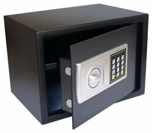 Royal Sovereign Int l Inc Digital Name Security Safe With Key Lock
