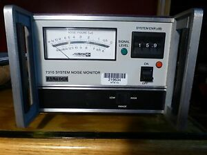 Ailtech eaton 7310 System Noise Monitor