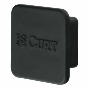 Curt 22278 Rubber Hitch 2 1 2 Tube Cover
