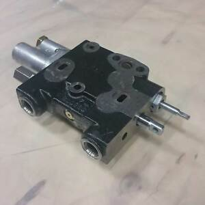 Oem Remote Hydraulic Control Valve For Caseih Mx Series Tractors 199683a3