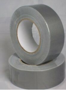 23 Rolls 1 89 X 60 Yds Silver Duct Tape da60 48mm X 54mm