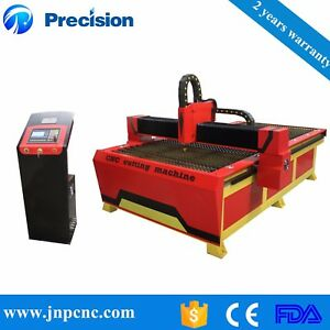 380v Cnc Plasma Cutter 63a Steel Plasma Cutting Machine 1325