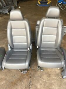 Vw Mk5 Jetta Seats Complete Set 05 08 Grey