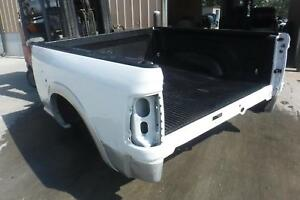 Dodge 2500 Bed Box 6 4 Standard Box W O 5th Wheel Package 15 16 17 White Gray