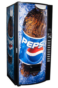 Royal 10 Select Multi Price Vending Machine Cans Bottles Free Shipping