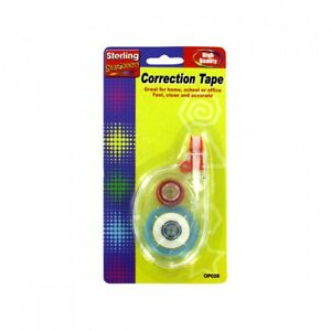 Wow Correction Tape Great For Back To School Office Lot 24 Units