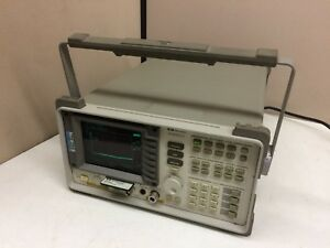 Hp 8591a Spectrum Analyzer 9khz 1 8ghz