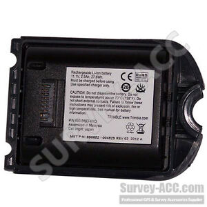 Battery Pack For Trimble Tsc3 tds Ranger 3 Data Collector spectra 890 0163 xxq