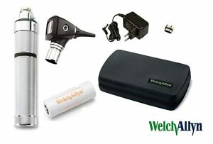 Welch Allyn 3 5v Diagnostic Otoscope Nicad Battery Handle Rechargeable