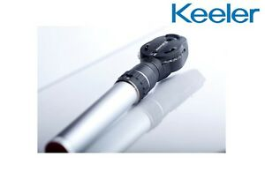 Keeler 3 6v Professional Ophthalmoscope lithium Ion Handle free Shipping New