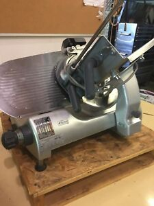 Hobart Model 2812 Meat And Cheese Slicer