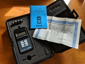 Tsi Alnor Intrinsically Safe Air Velocity Meter 9880 Free Shipping