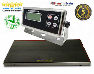 Heavy Duty 700 X 0 2 Lb Veterinary Or Industrial Freight Scale Livestock Scale
