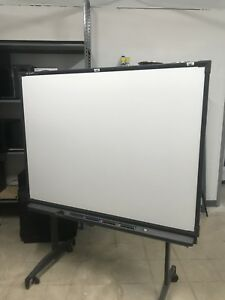 Interactive Smart Board Sb580 read Description