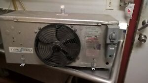 Tecumseh Commercial Walk in Cooler Refrigeration System package