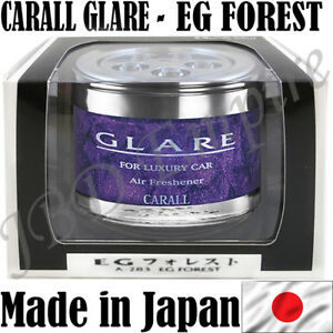 Carall Glare Eg Forest Luxury Car Air Freshener A283 Made In Japan