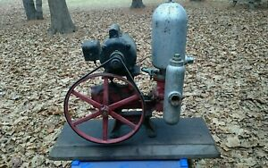 Vintage Goulds Pump Style 511 35 2 Size C 3 5 Fig 1798 Seneca Ny Electric Motor