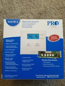 Pro1 Iaq T631w 2 Wireless Ptac Thermostat