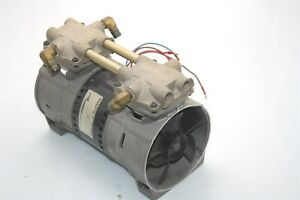 Thomas 2639chi44 177a Piston Air Compressor 220 240v 50hz 1 5a 1 3hp 248kw Pump
