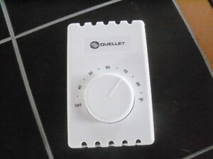 Ouellet Electric Heat Thermostat Otl102f