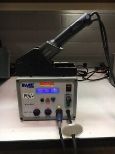Pace Soldering Station Mbt350 With Handpiece