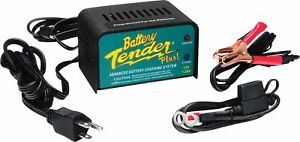 Battery Tender 021 0128 Plus 12v Battery Charger