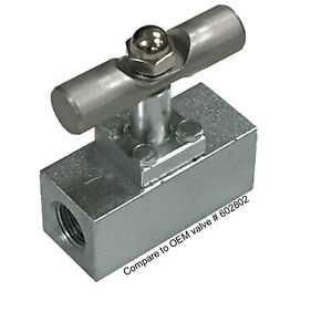 Chief Frame Machine Auxiliary Valve For S 21 Ez liner Ii Frame Racks 602802