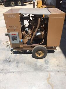 Natural Gas Or Propane Powered Stand By Generator