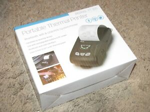 New royal Pt 300 Pt300 Portable Thermal Printer Bluetooth wifi usb Pos Printer