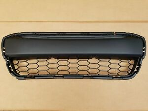 Fits 2012 2013 Honda Civic 2 Door Coupe Front Bumper Lower Grille New