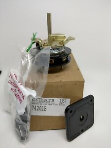 Electroswitch Rotary Switch 74201b With Handle