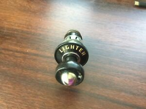 1954 Ford Passenger Car 6v Cigarette Lighter Dash Knob With Element