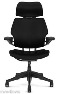 Humanscale Freedom Chair With Headrest leather u Choose Color